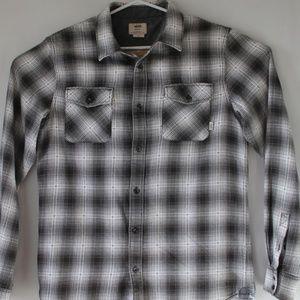 Vans Men's Banfield Long Sleeve Shirt